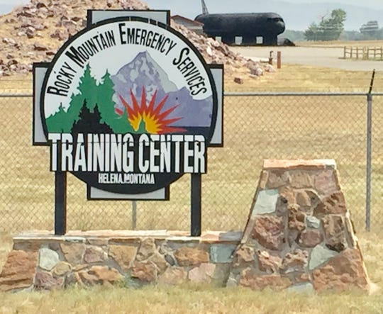 The Rocky Mountain Emergency Services Training Center in Helena, adjacent to the Helena Regional Airport.