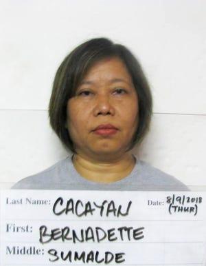 Bernadette Sumalde Cacayan