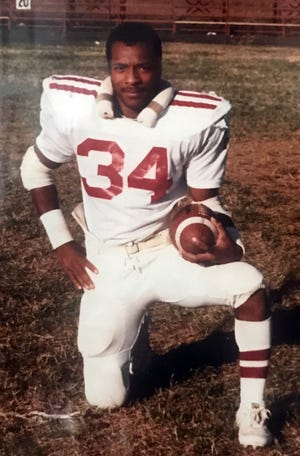 D.D. Harrison, a 1984 graduate of Henderson County High School, is one of the inductees into the 2018 class of the Henderson County Sports Hall of Fame