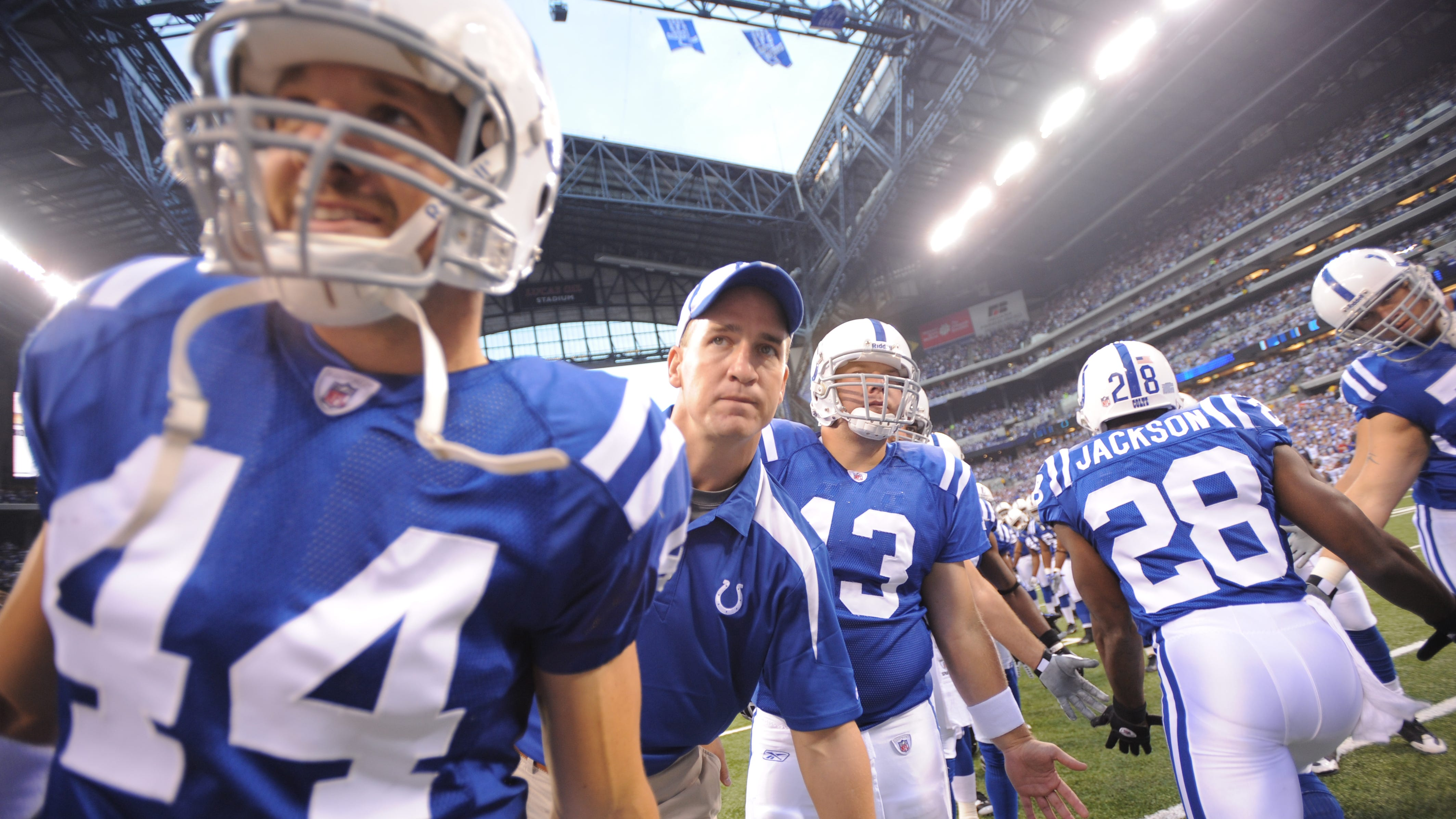 10 unforgettable Indianapolis Colts moments in Lucas Oil Stadium