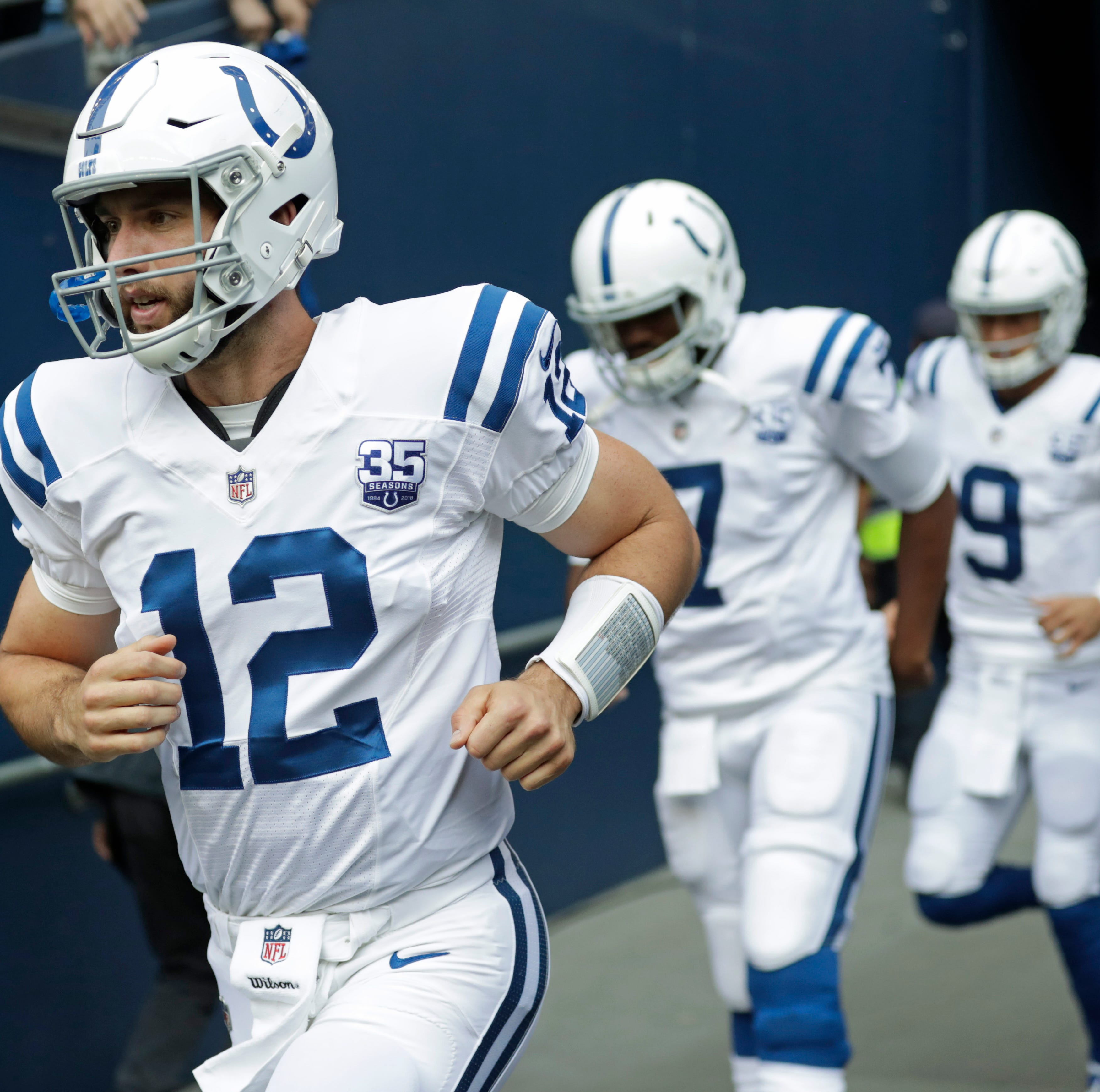 Insider: Andrew Luck set his emotions - and his arm - free in return to Colts