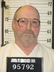 David Earl Miller, sentenced to death for killing Lee Standifer.