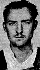 Gus McCoig, pictured in the News Sentinel on Feb. 9, 1936
