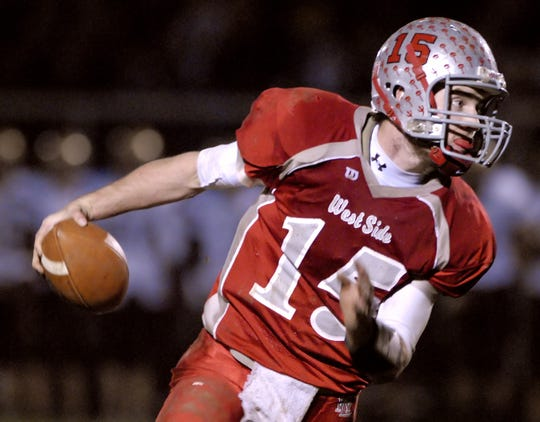 West Lafayette quarterback Daniel Wodicka earned Indiana Mr. Football honors in 2009 after leading the Red Devils to the Class 3A state championship.
