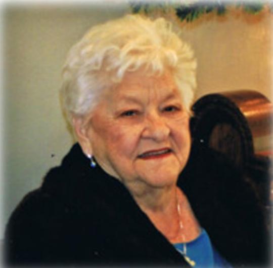Gladys Bourque Judice