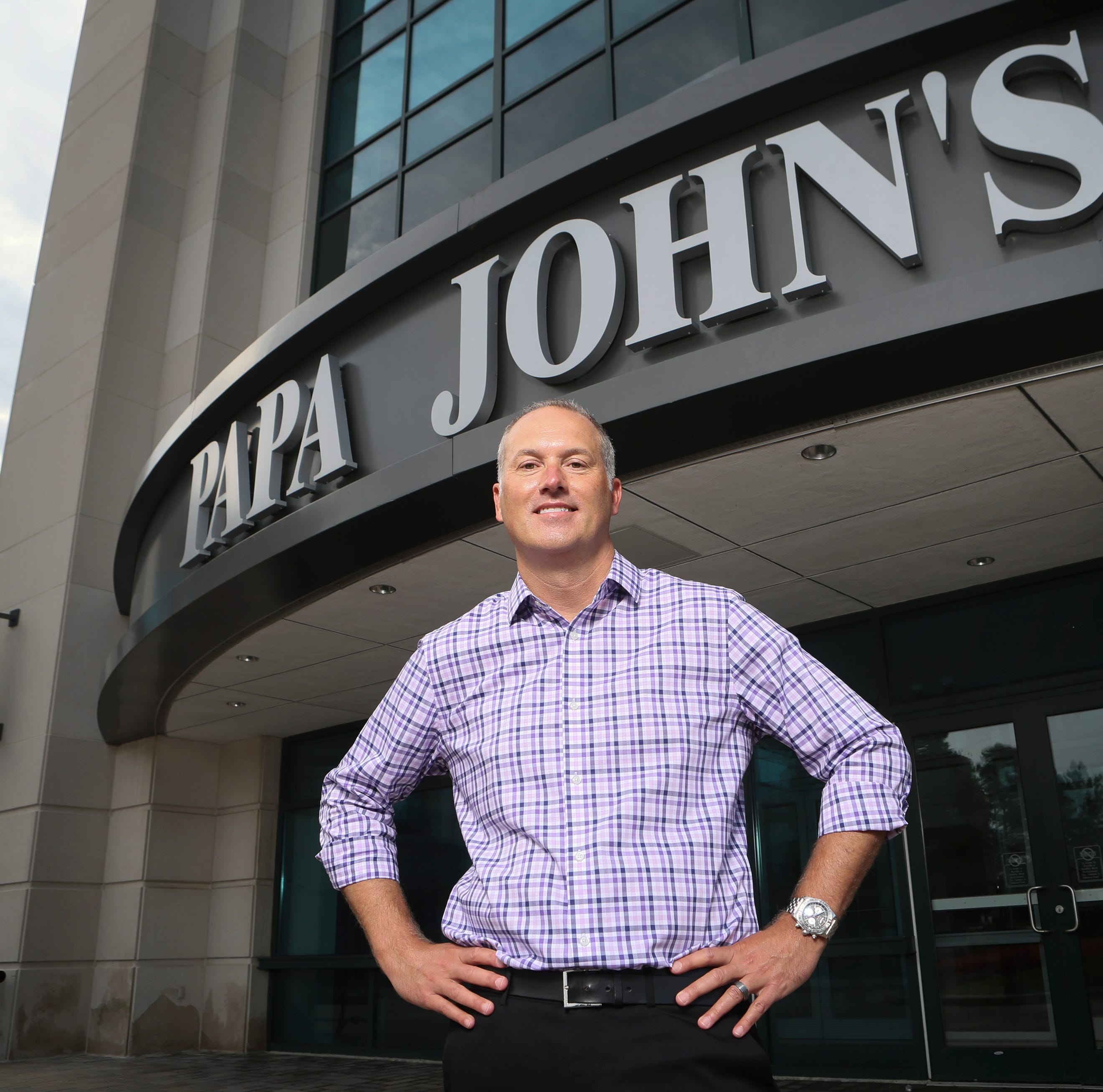 Papa John's embattled CEO Steve Ritchie braces for fight: 'Pizza is my life'