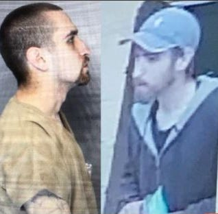 Man wanted by FBI sought in area after stolen truck crashes on I-71