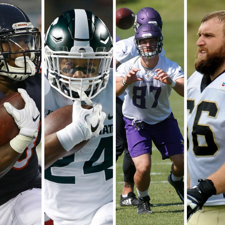 Tracking former Michigan State football players in the 2018 NFL preseason