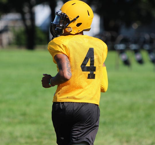 Racine St. Catherine's senior Da'Shaun Brown is gearing up for the 2018 season as one of the top recruits in the state.