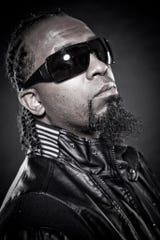 Tech N9ne plays Wooly's on Oct. 9.