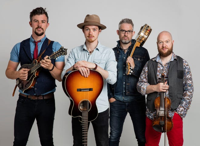 We Banjo 3, from Galway, Ireland, is returning to Milwaukee's Irish Fest for an eighth straight year.