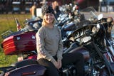 Tessa Otto, a senior at UW-Oshkosh, talks about traveling the nation on a motorcycle given to her by Harley-Davidson as part of her internship.