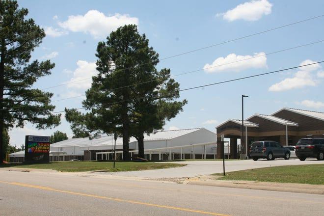 Nelson Wilks Herron Elementary School in Mountain Home.