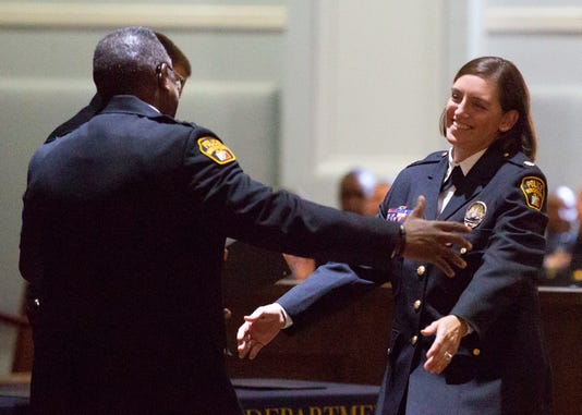 Montgomery Police Promotions