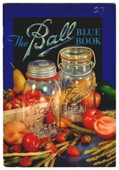 The 1935 issue of the Ball Blue Book.