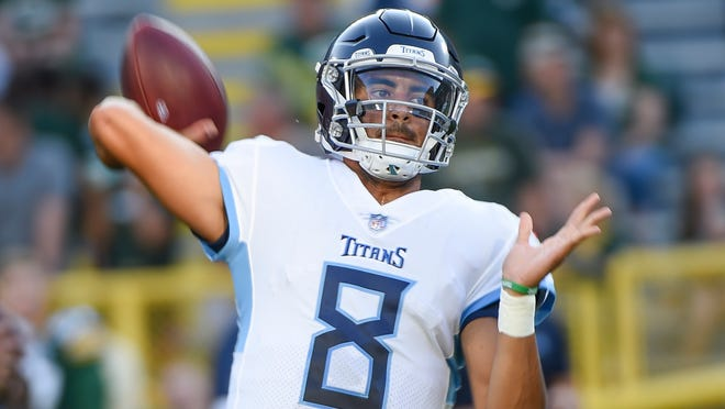 Titans At Packers Live Score Updates Reports Injuries