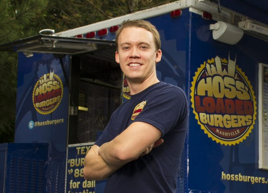 Hoss' Loaded Burgers just opened its first brick-and-mortar location in Nolensville.