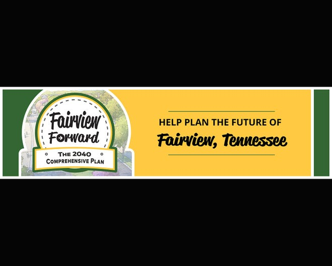 The City of Fairview is working on a new 2020 comprehensive plan.
