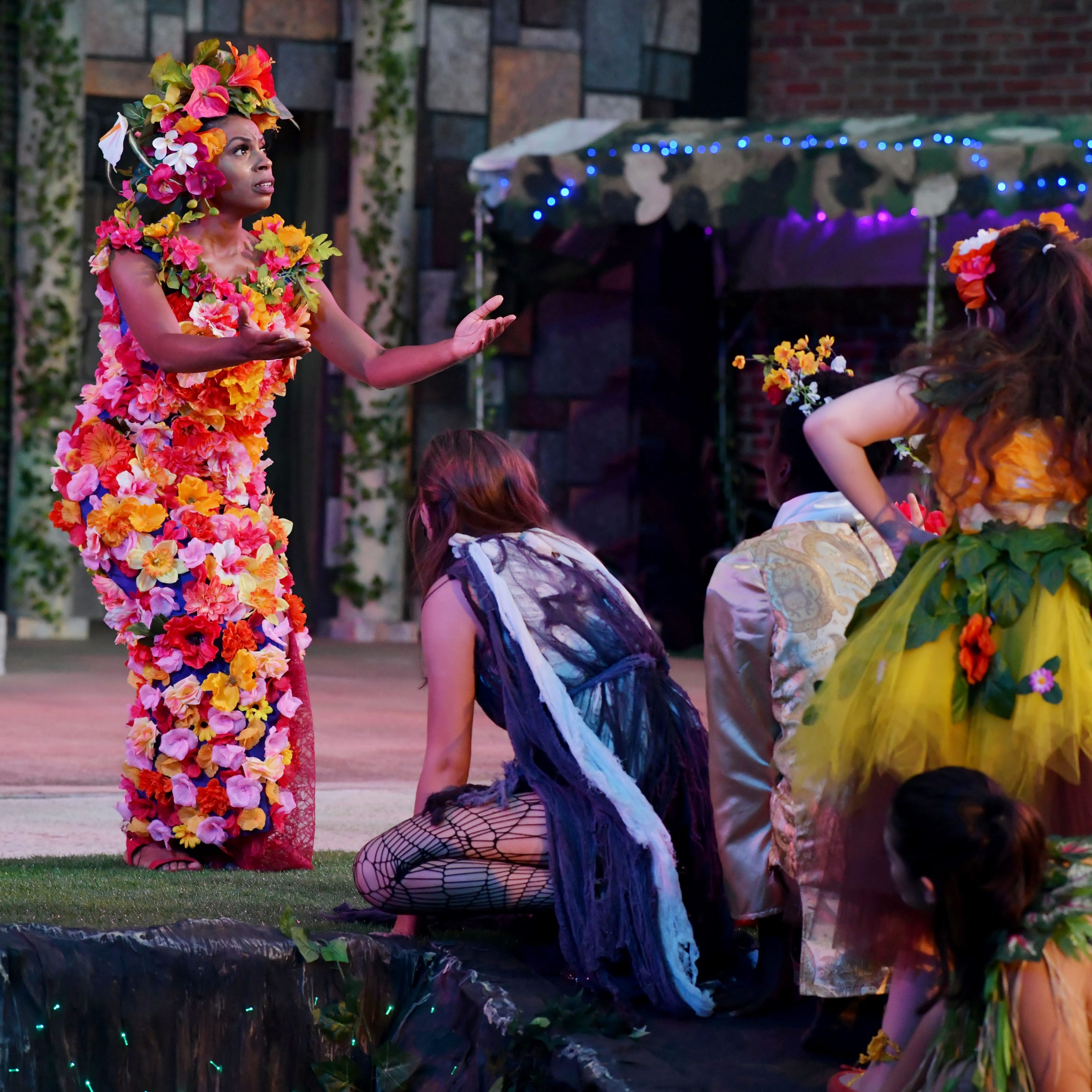Review: Nashville Shakes makes magic with 'A Midsummer Night's Dream'