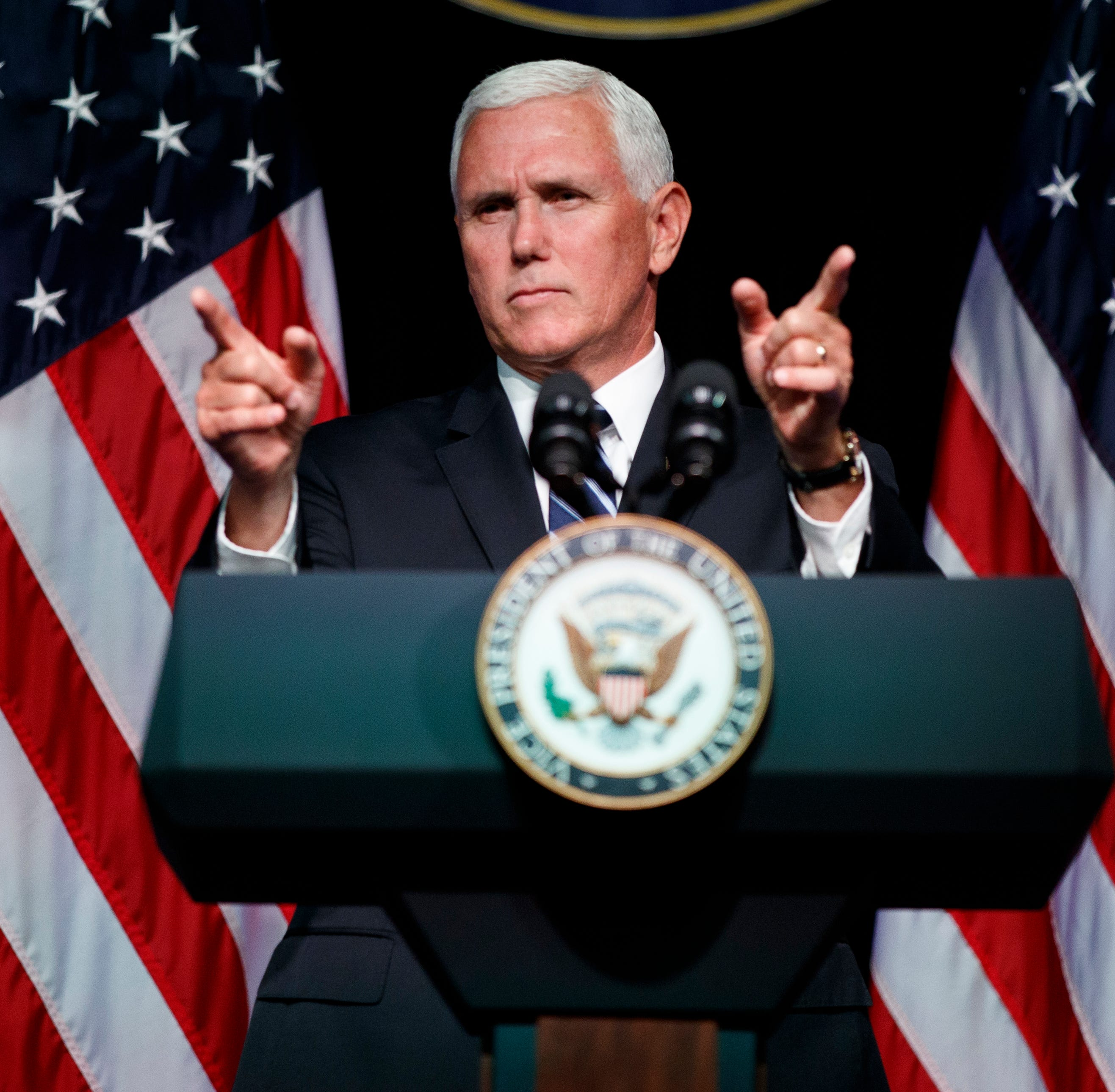 Vice President Mike Pence to visit Ave Maria University