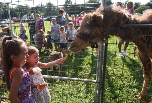 Exotic Animal Petting Zoo