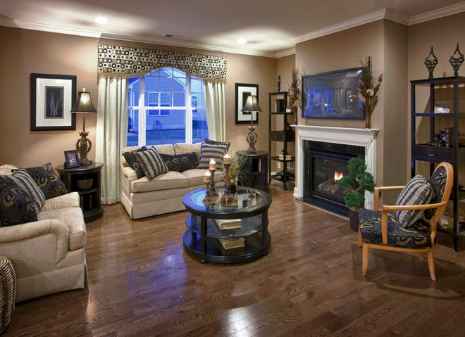 Amelia model at K. Hovnanian's Four Seasons at Harbor Bay.