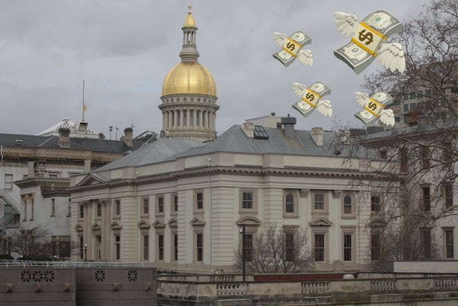 New Jersey's property taxes are among the highest in the nation.