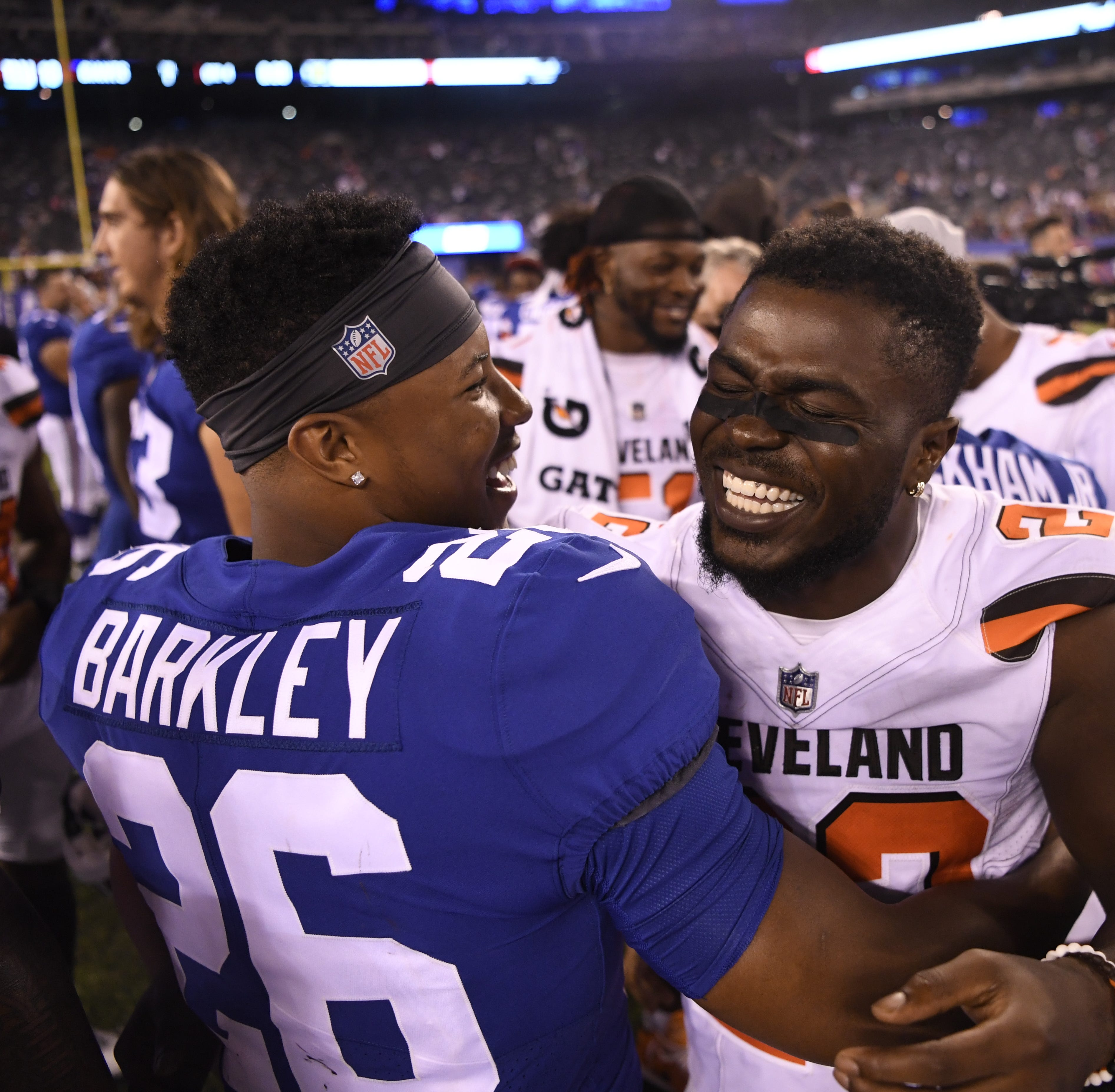 Jabrill Peppers: What to know about Giants' Odell Beckham Jr. trade piece