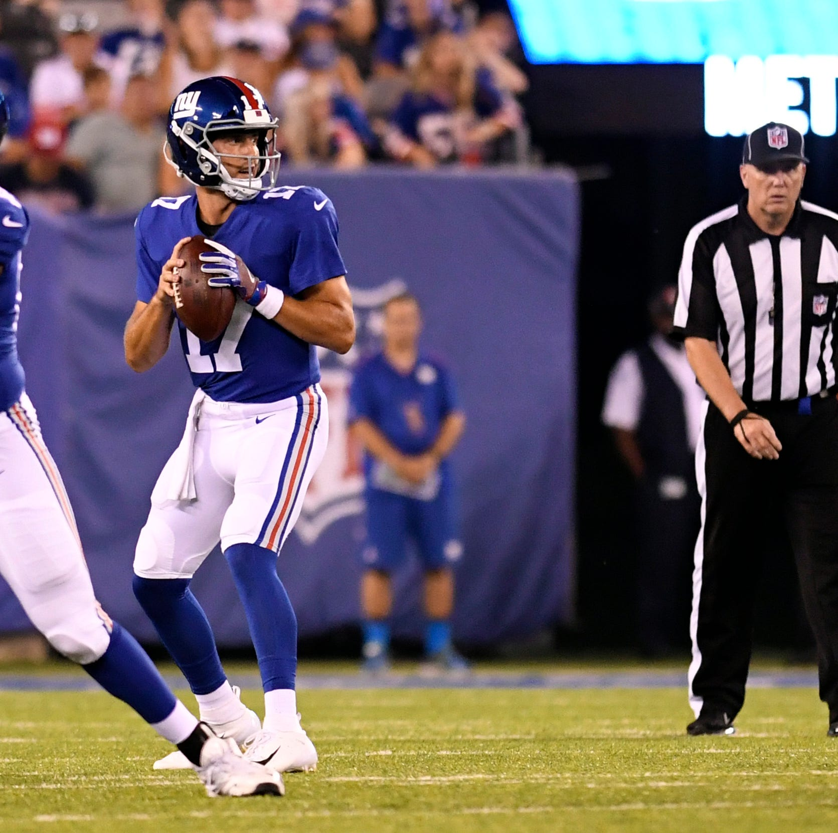 How Kyle Lauletta is trying to force his way into NY Giants quarterback competition