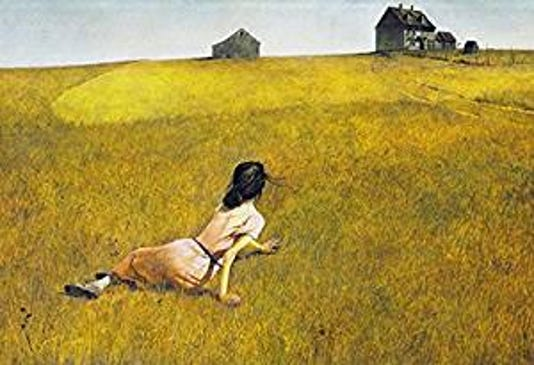 Wyeth Christinas World