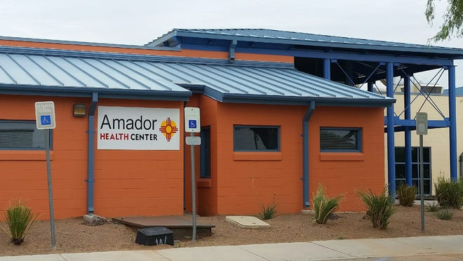 The Amador Health Center, formerly known as St. Luke's Health Clinic, stands at the Mesilla Valley Community of Hope, 999 W. Amador Ave., Las Cruces.
