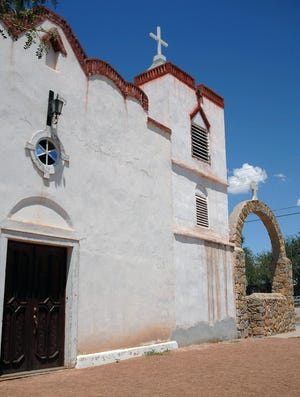 Our Lady of Purification Catholic Church, 5525 Cristo Rey St. in the village of Doña Ana, is the site of an upcoming workshop on historic preservation.