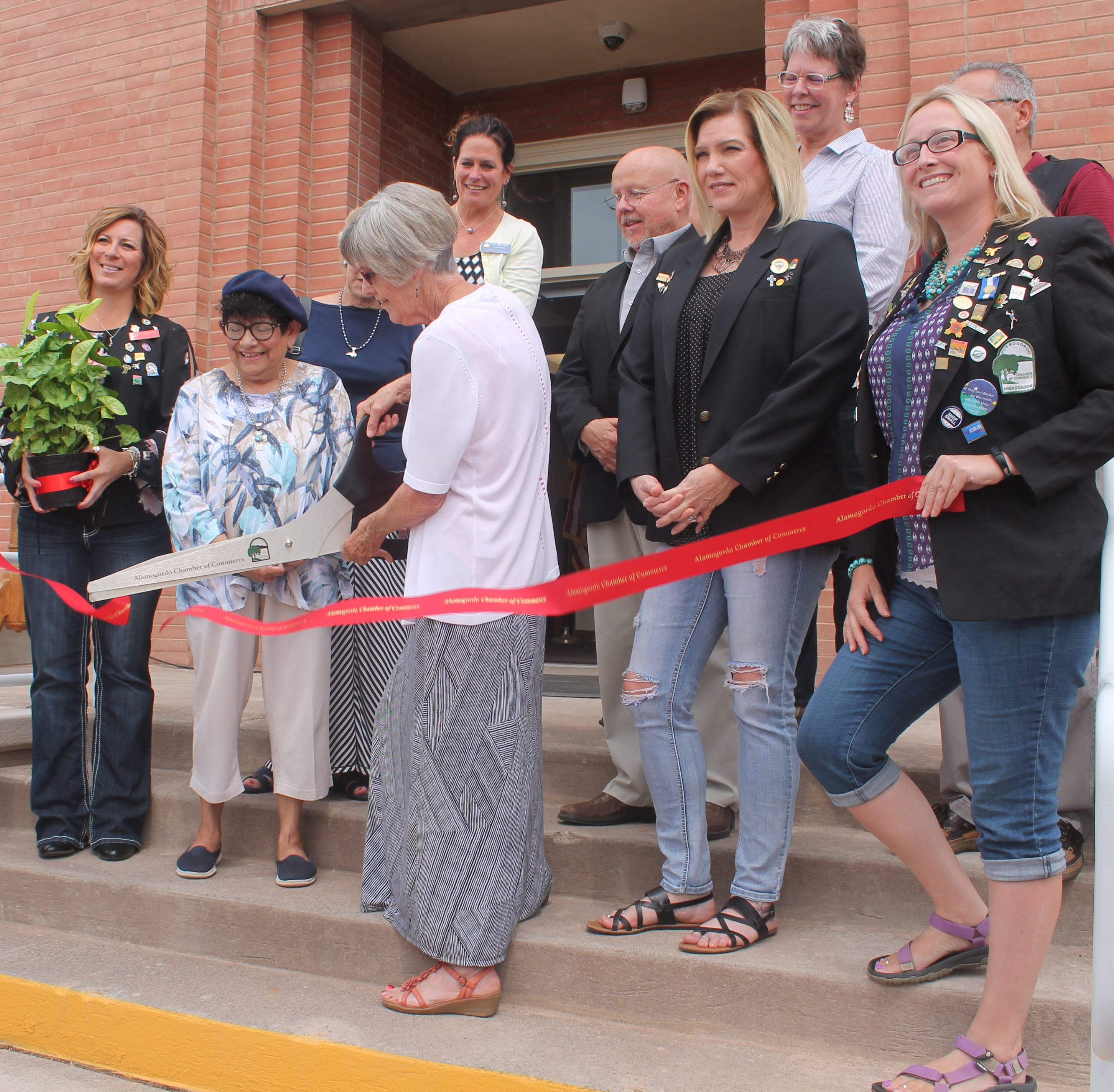 NM School for the Blind building named after former superintendent