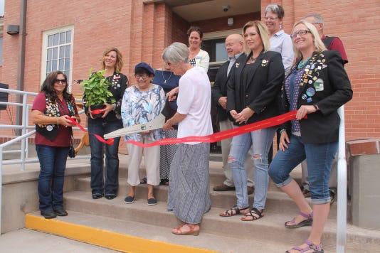 Linda Lyle ribbon-cutting ceremony