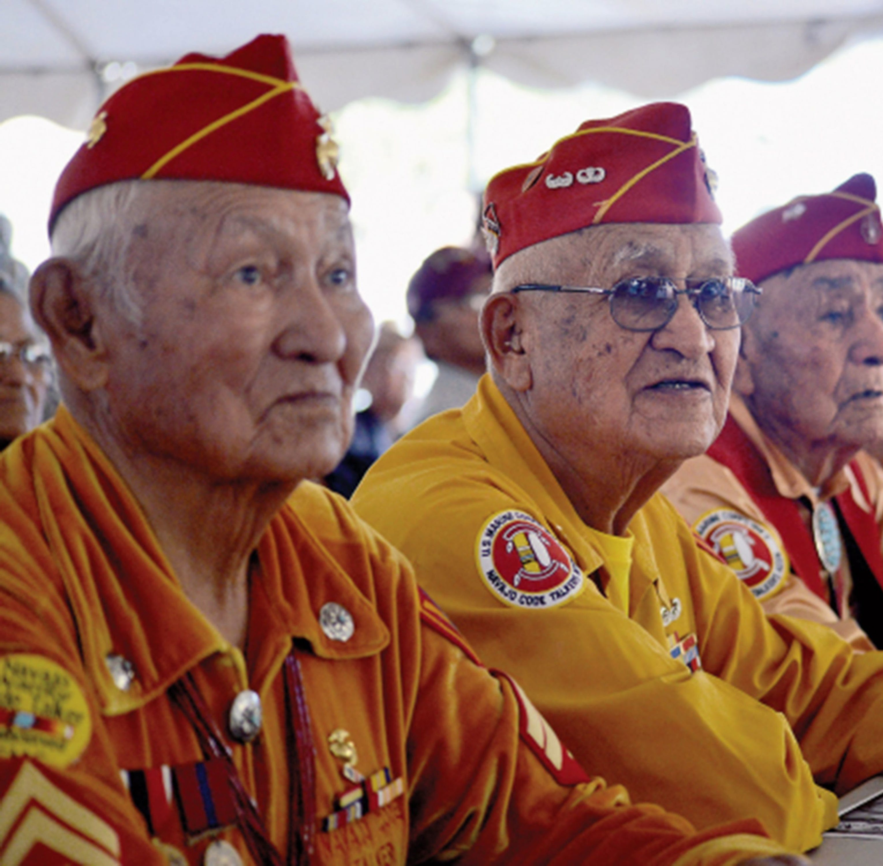 Tribal holiday recognizes Navajo Code Talkers