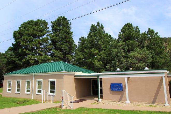 The Ruidoso School Administration building, 200 Horton Circle.