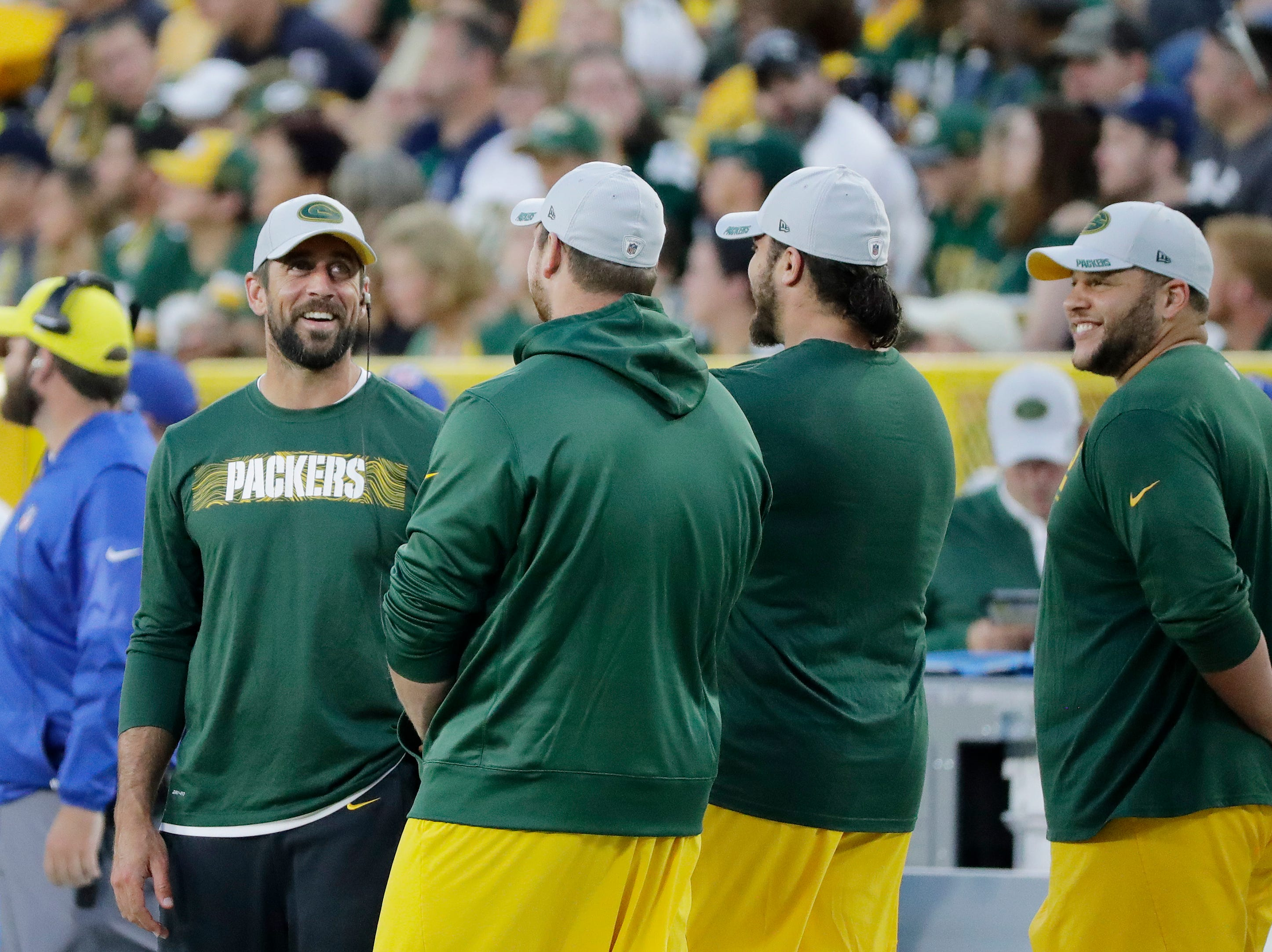 Packers Morning Buzz: Offensive starters expected to sit