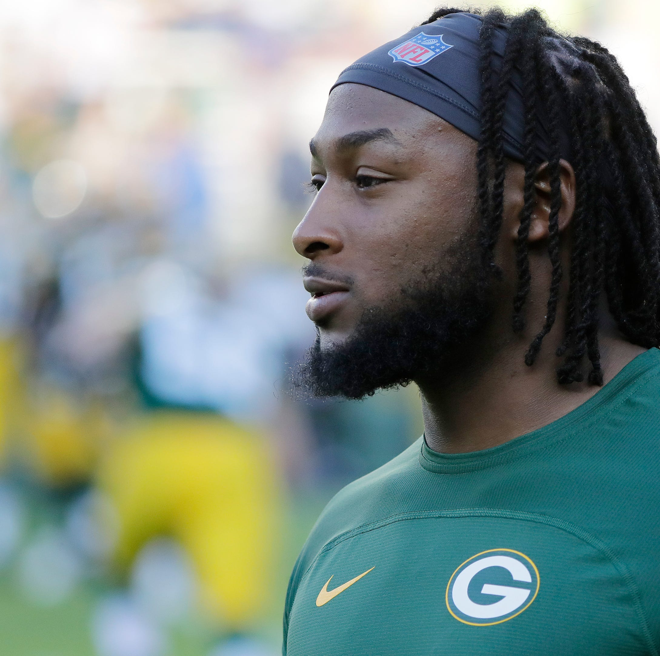 Packers Morning Buzz:  Aaron Jones can atone for two-game suspension