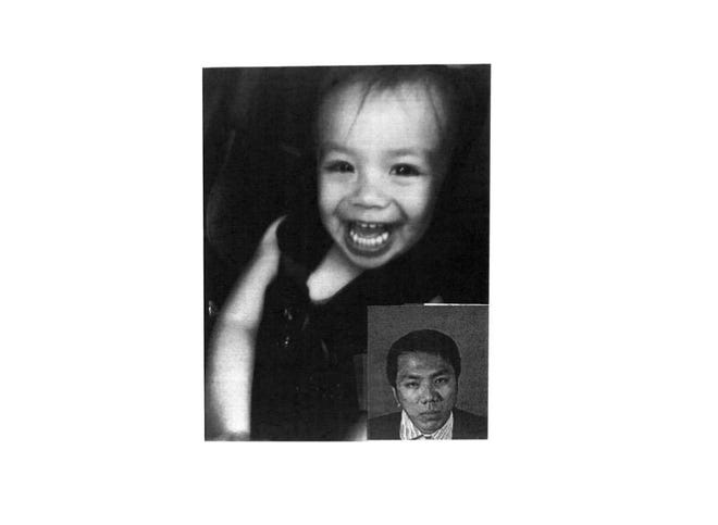 Jaden Jose, 18 months old, was taken by his suicidal father, John Jose, at 3:30pm Thursday from Arleta, CA.