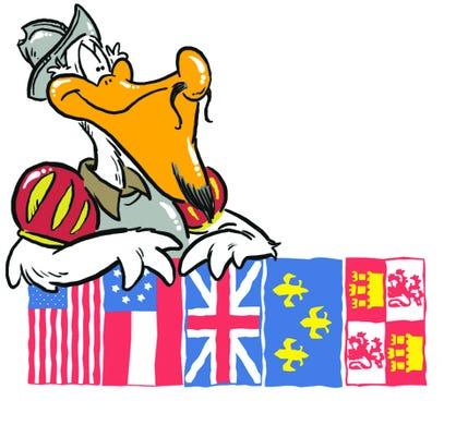 Pensacola City of Five Flags