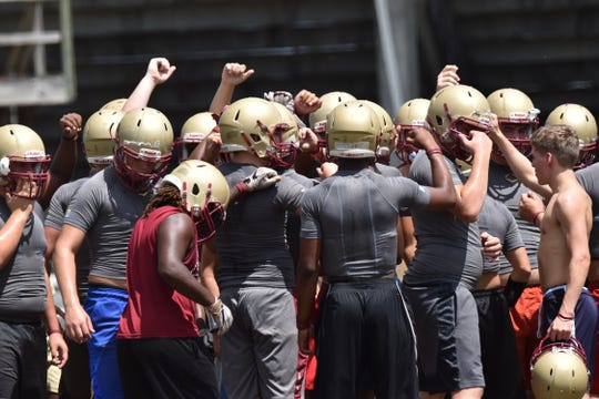 On a team with 14 seniors, there is unity and optimism at Northview High for a breakthrough season.