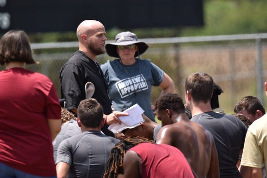 Derek Marshman enters his third year as Northview coach with his most experienced team.