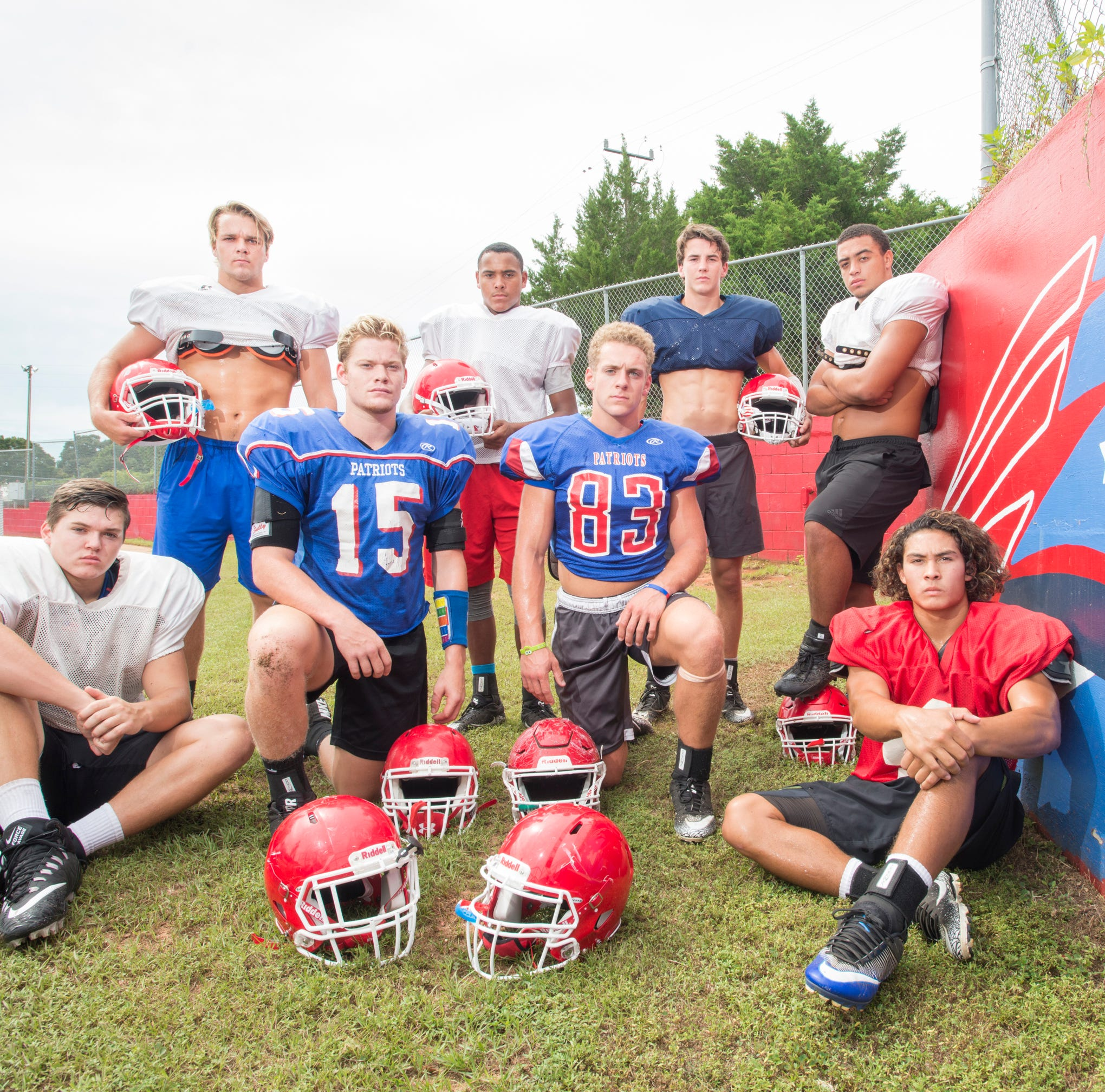 Pace football relying on Bivins, improved defense to make playoff push