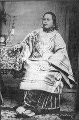 Sing Choy, better known as China Mary, was an astute Tombstone businesswoman, though some of her dealings were shady.