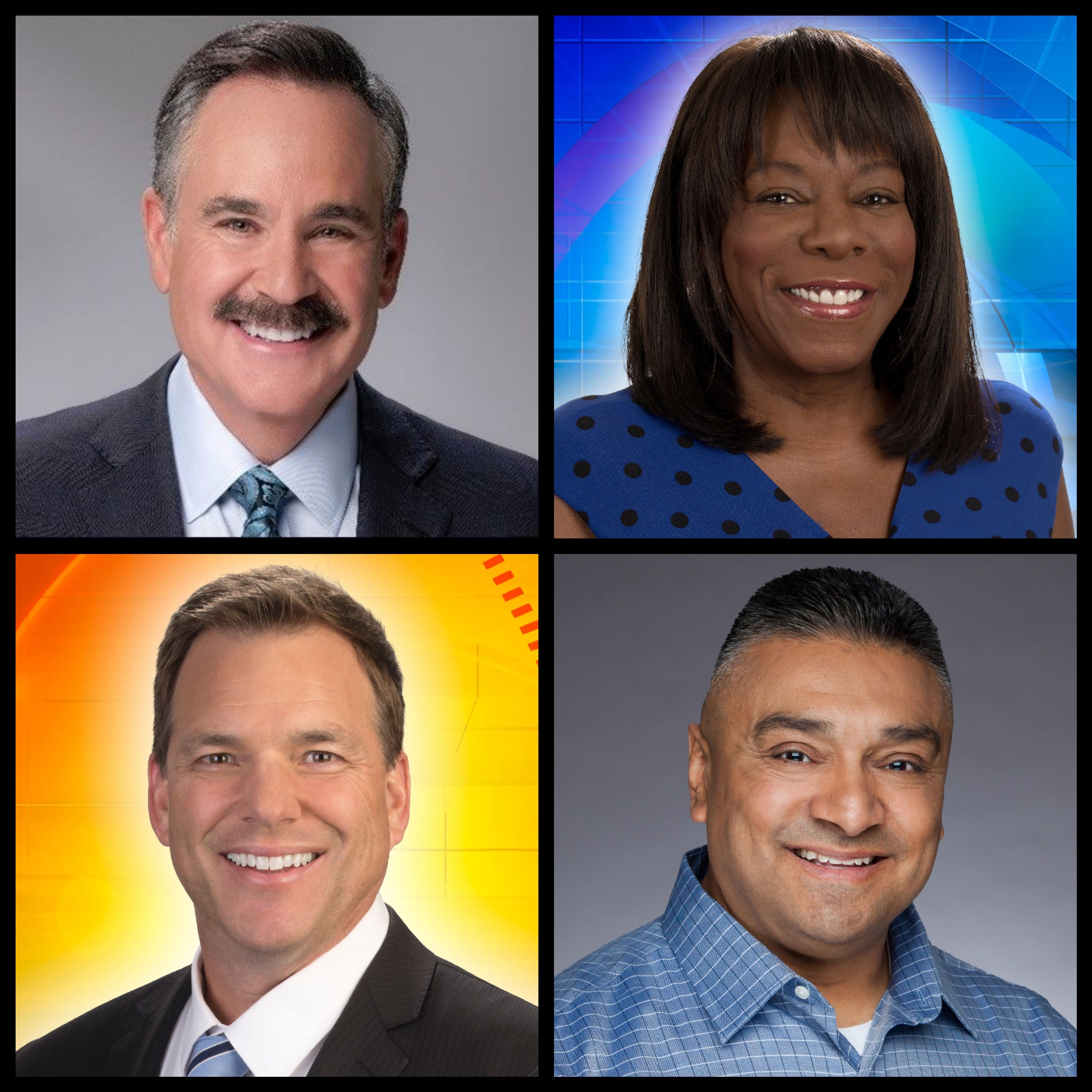 Meet the veterans of Phoenix TV news: Who has been on the air the longest?