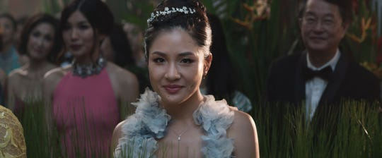 "Constance Wu is Rachel in ""Crazy Rich Asians."""