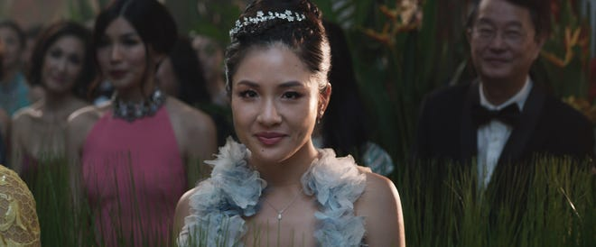 "Constance Wu is Rachel in ""Crazy Rich Asians."""