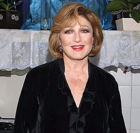 Angelica Maria Lavoz