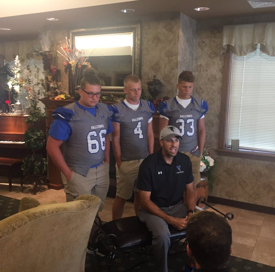 L-L Football Media Day brings excitement about the season ahead