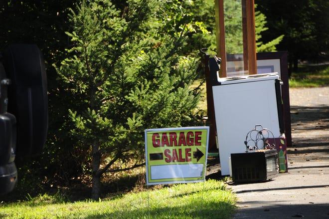 The M-29 to M-25 Yard Sale Trail runs through Sunday.